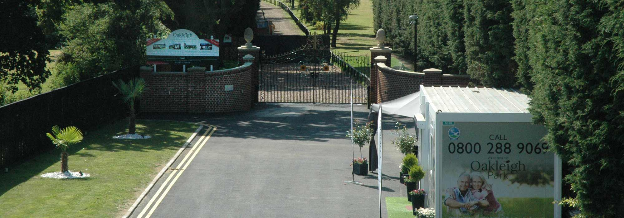 Residential caravan parks in essex Oakleigh park about residential homes