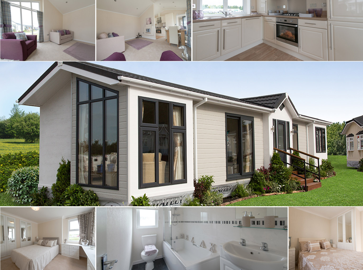 stately albion residential park homes for sale in Essex Oakleigh park residential homes