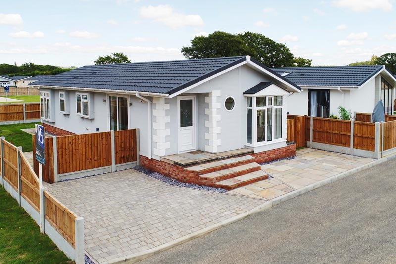 home exterior Oakleigh Park residential homes - residential mobile homes in essex for sale