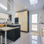 kitchen Oakleigh Park residential homes - residential caravan parks in essex